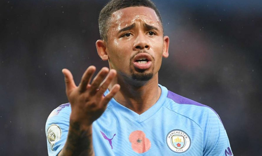 Is Gabriel Jesus Ready to Step Into Sergio Aguero's Shoes at Manchester City?