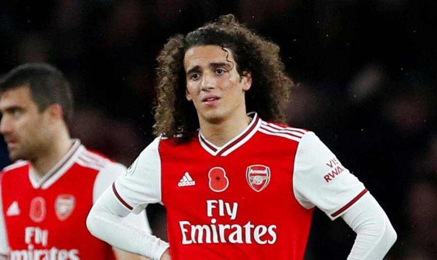 Arsenal set to lose Matteo Guendouzi