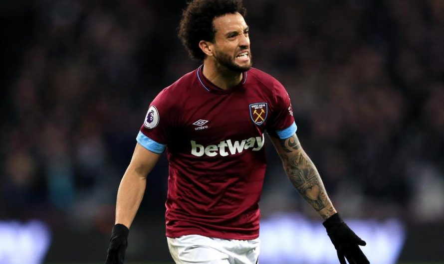Felipe Anderson on the market with West Ham