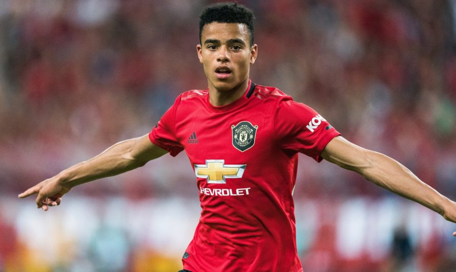Manchester United teenager Mason Greenwood has the talent to go right to the very top
