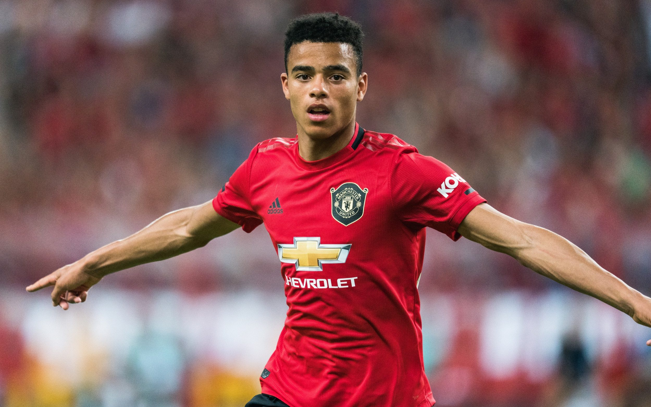 Manchester United teenager Mason Greenwood has the talent to go right to  the very top - Sportindepth