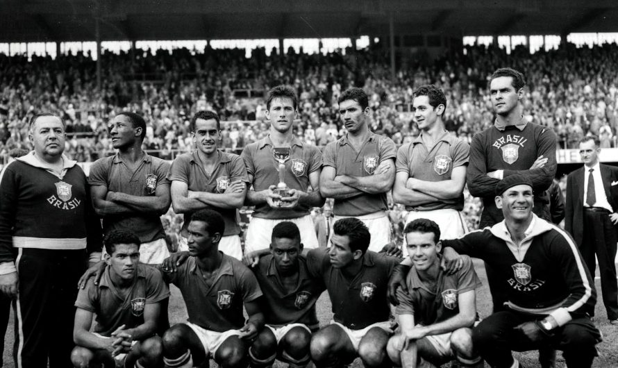 The story behind Brazil's 1958 World Cup win