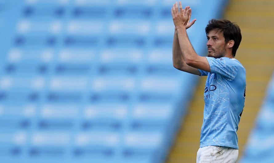 David Silva linked with Lazio move