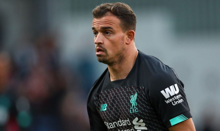 Liverpool looking to move on fringe stars