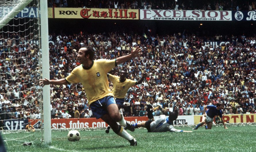 The story behind Brazil's 1970 World Cup win