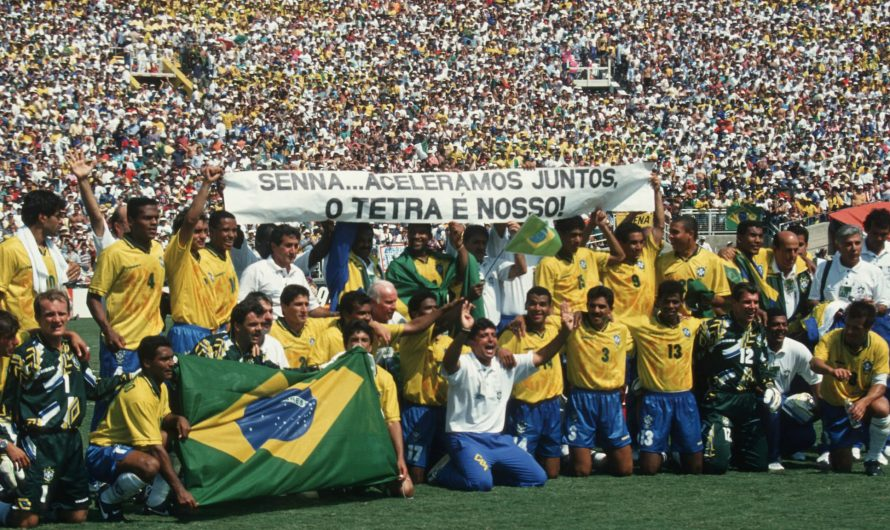 The story behind Brazil's 1994 World Cup win