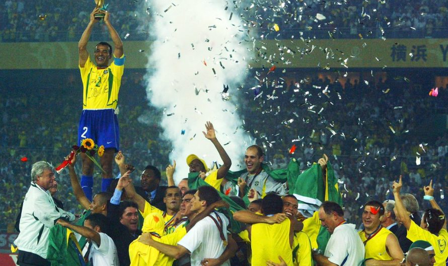 The story behind Brazil's 2002 World Cup win