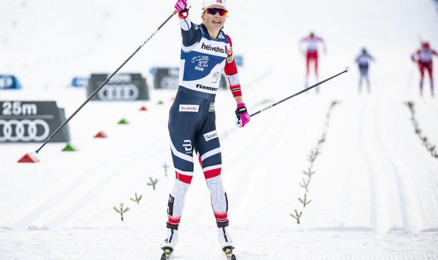 Ingvild Flugstad Oestberg will not compete in the 2020-21 season