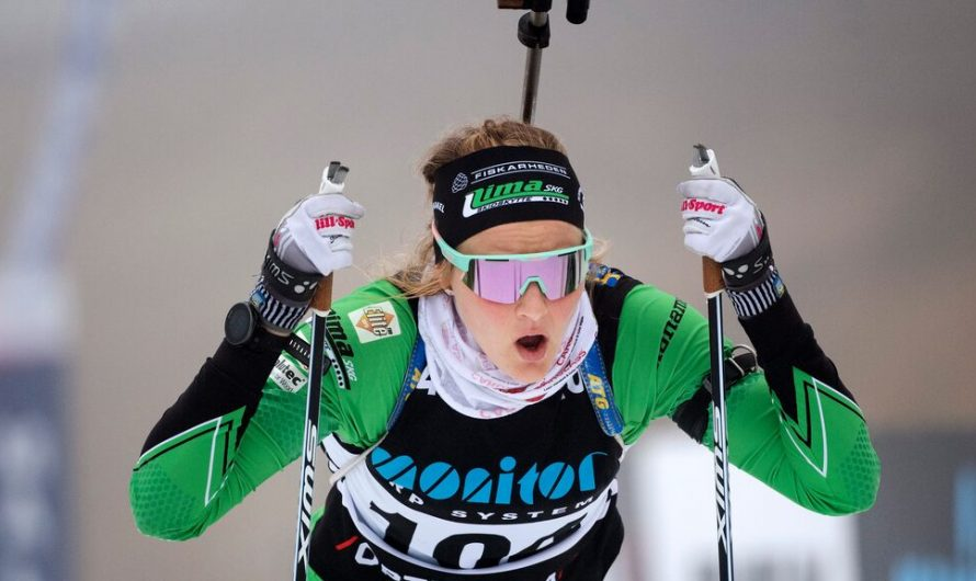 Stina Nilsson struggling to find competitions