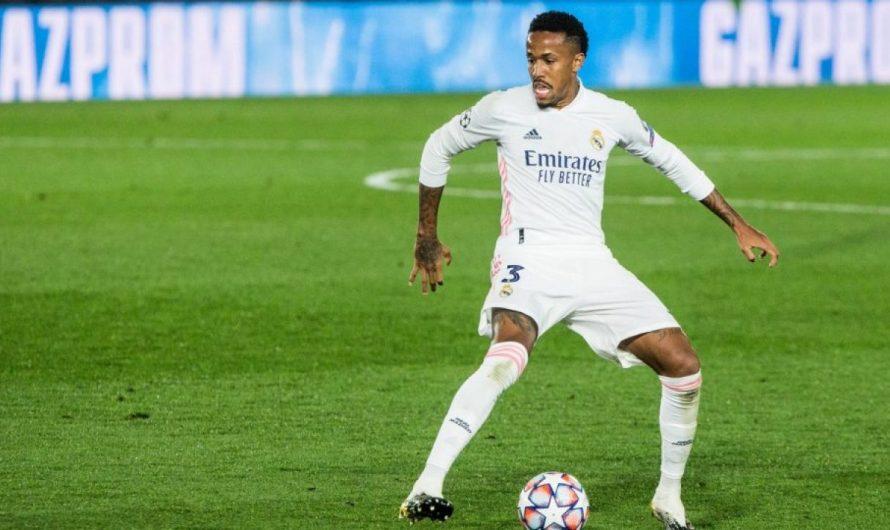 Eder Militao eyeing immediate Real Madrid exit