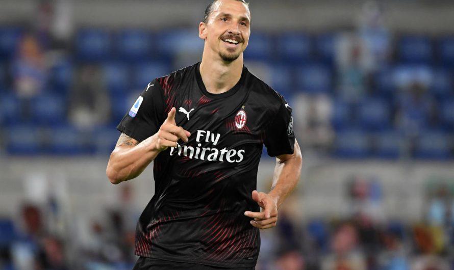 Zlatan Ibrahimovic encourages young Milan teammates to step up