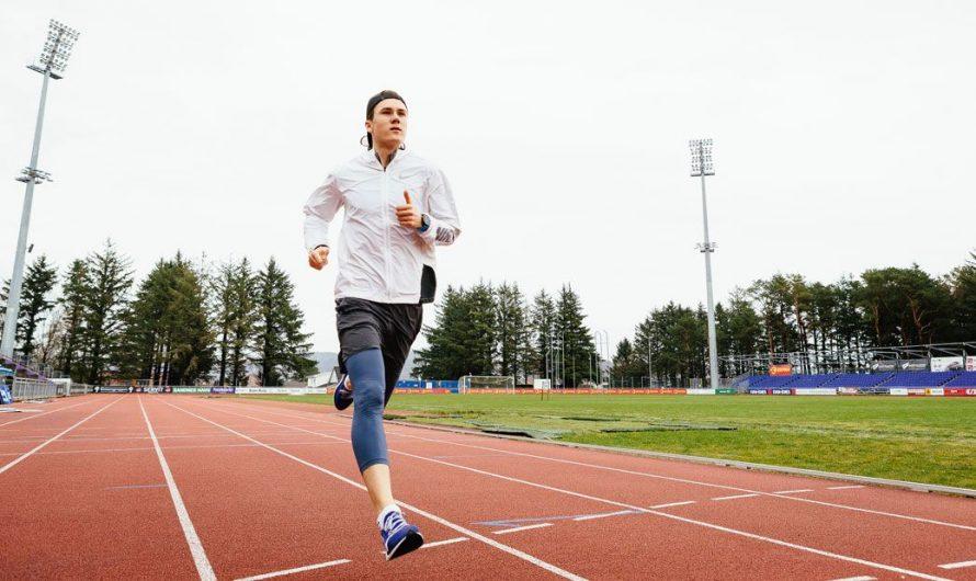 "Jakob Ingebrigtsen: ""Normally I run 181.5 kilometers a week during winter training"""