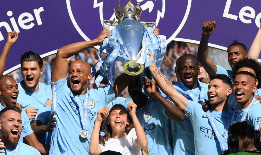 The 6 biggest title-winning margins in Premier League history