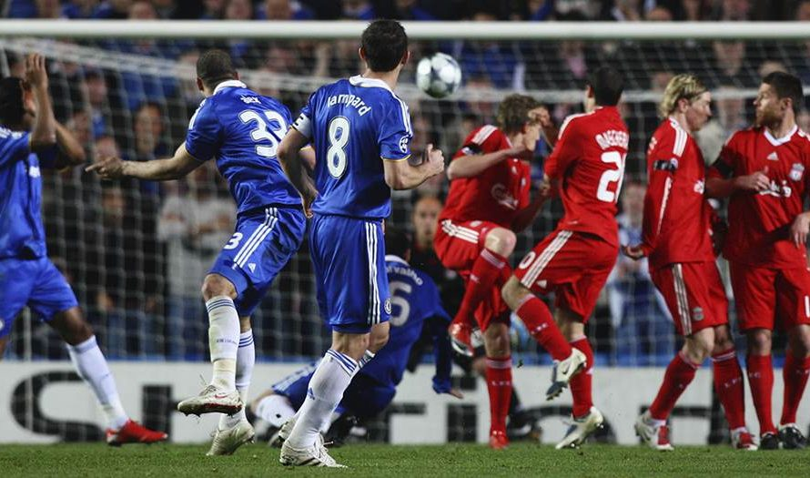 On this day: Remembering Chelsea 4-4 Liverpool in the 2009 Champions League quarter-finals