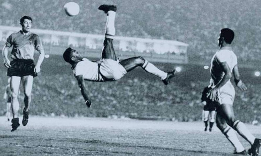Why Pele will always be the king of Brazilian football