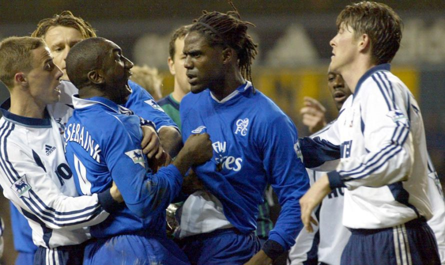 Five classic cup clashes between Tottenham and Chelsea