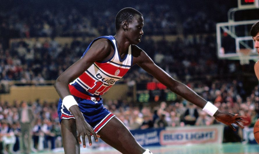 A tribute to Manute Bol, a giant legend of the NBA