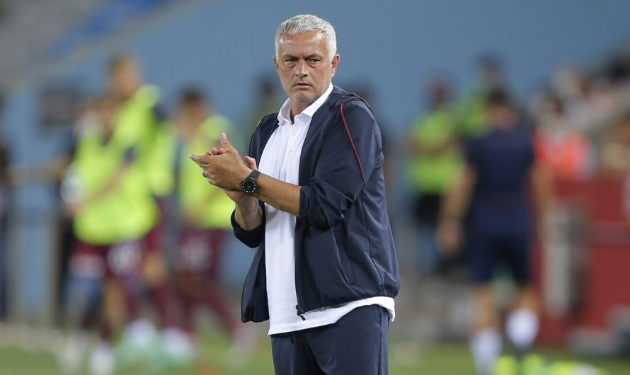Jose Mourinho continues Roma revival with Conference League victory