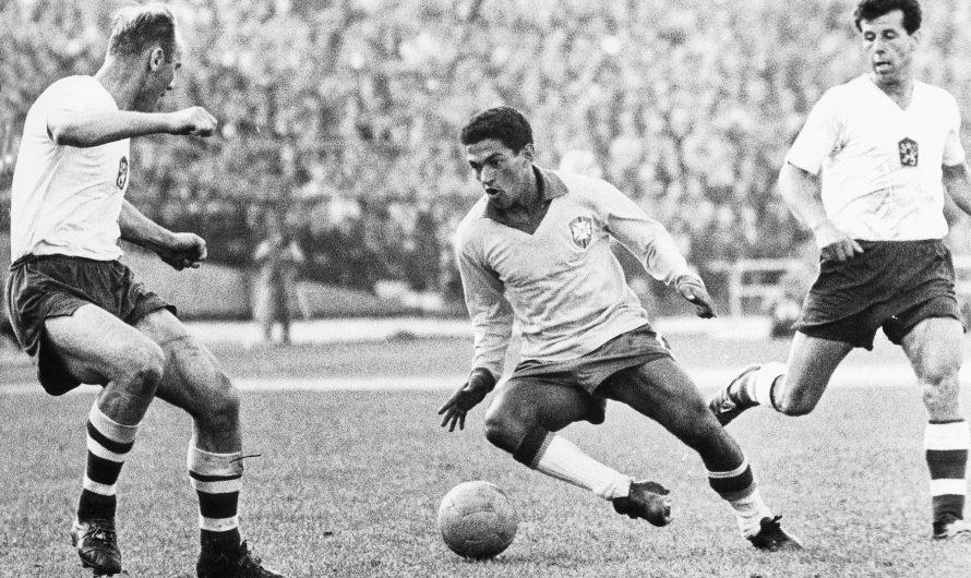 The Magic of Garrincha: The Angel With Twisted Legs Who Won Brazilian Hearts